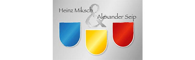 Heinz Miksch & Alexander Seip